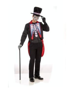 Day Dead Mens Costume