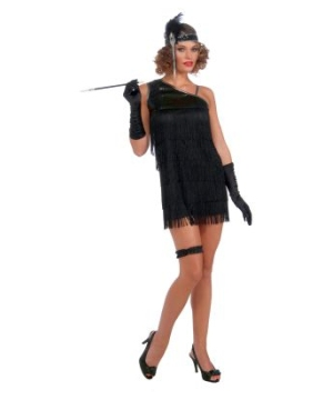 Womens Shimmy Shake Flapper Costume