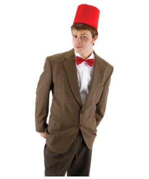 Doctor Who Kit Costume