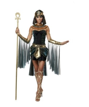 Egyptian Goddess Womens Costume