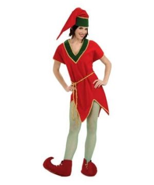 Elf Adult Costume