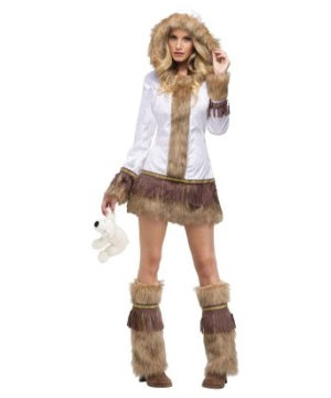 Eskimo Womens Costume