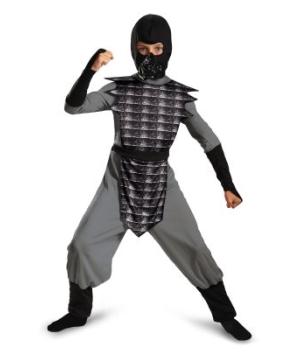 Evil Boys Ninja Costume