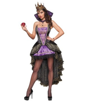 Evil Queen Women Costume