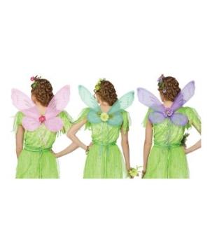 Flower Fairy Wings