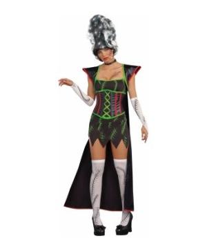 Frankencutie Womens Costume