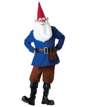 Garden Gnome Men Costume deluxe