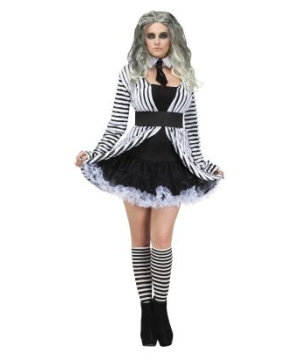 Ghostess Women Costume