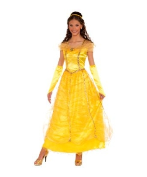 Gold Princess Women Costume