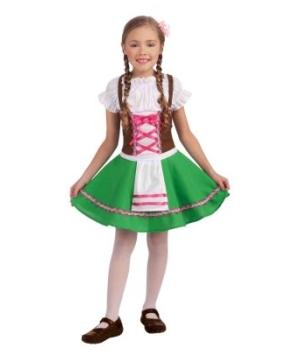 Gretel Girls Costume
