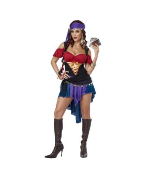 Exotic Gypsy Adult Costume