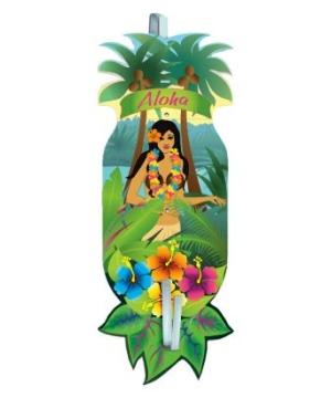 Hawaiian Door Greeter