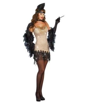 Jezebell Flapper Costume