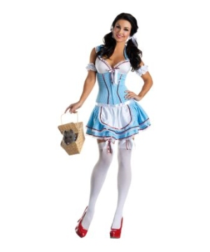 Kansas Dorothy Women Costume