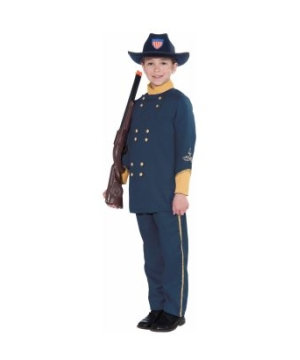 Kids Union Officer Costume