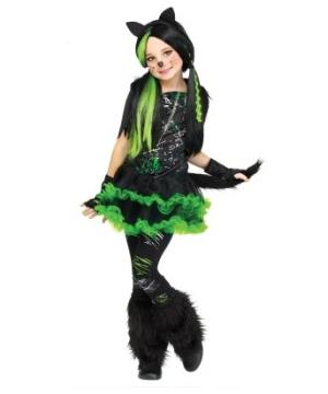 Kool Kat Kids Costume