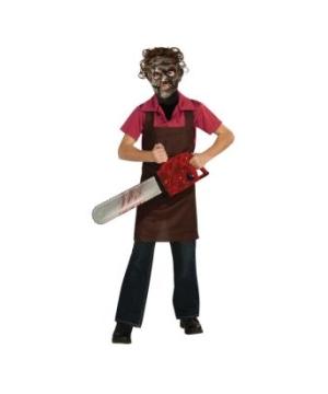 Leatherface Kids Costume