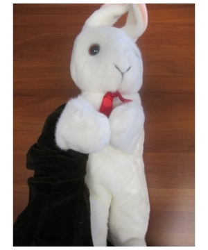 Magic Two Handed Bunny Puppet