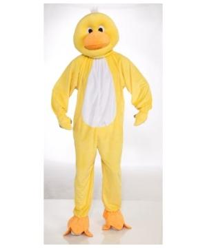 Mascot Duck Mascot Costume
