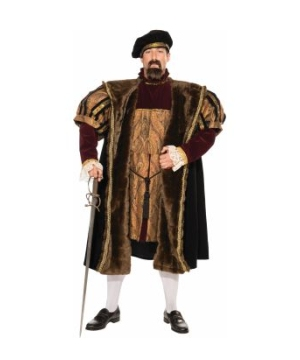 Mens Henry Vii Costume