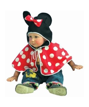 Minnie Mousey Baby Costume