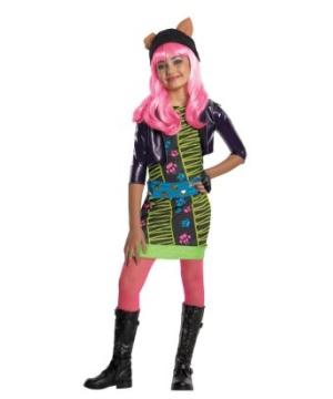Monster High Girls Costume