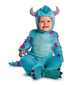 Monsters University Sulley Baby Costume