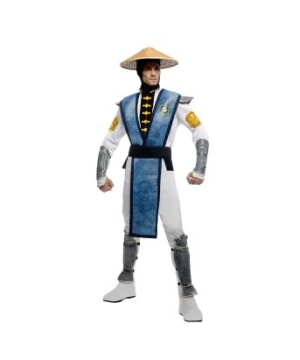 Mortal Kombat Raiden Mens Costume