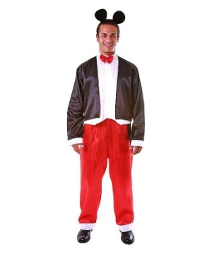 Mr Mouse Mens Costume