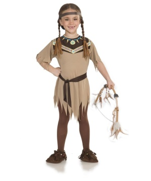 Economy Native American Princess Kids Halloween Costume