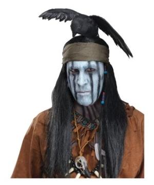 Native American Warrior Wig