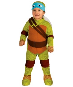 Ninja Turtles Leonardo Baby Costume
