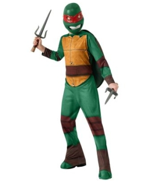 Ninja Turtles Raphael Kids Costume