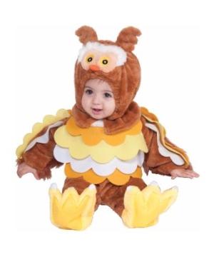 Owl Baby Costume deluxe