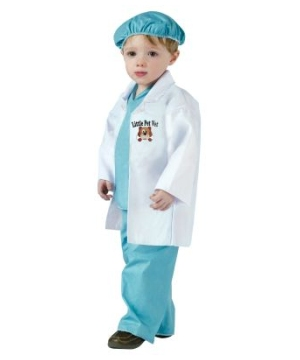 Pet Vet Toddler Costume