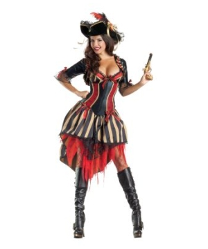 Pirate Body Shaper Costume