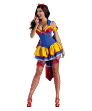 Poison Apple Snow White Womens Costume