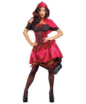 Red Riding Hood Women Costume