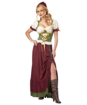 Renaissance Wench Women Costume