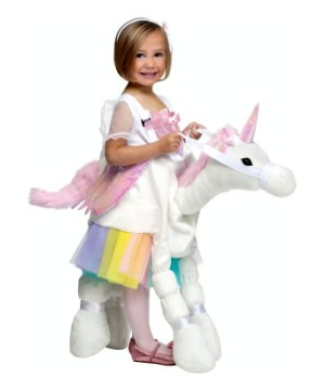 Ride a Unicorn Kids Costume