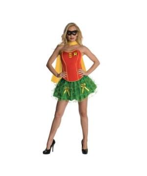 Robin Corset Womens Costume