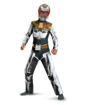 Robo Knight Megaforce Power Ranger Kids Costume