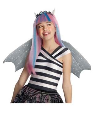 Monster High Rochelle Goyle Kids Wig