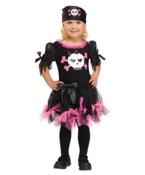 Sally Skully Kids Costume
