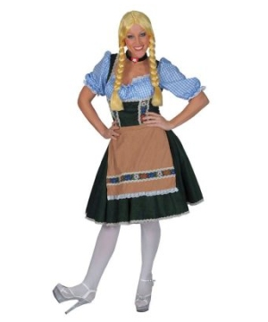 Salzberg Girl Costume