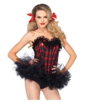 Naughty Nerd Womens Costume