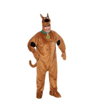 Scooby Doo Men plus size Costume