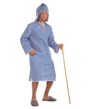 Scrooge Nightshirt plus size Costume