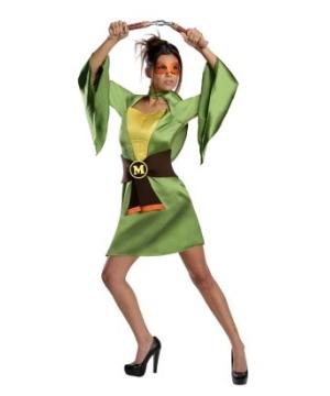 Sexy Michelangelo Women Costume