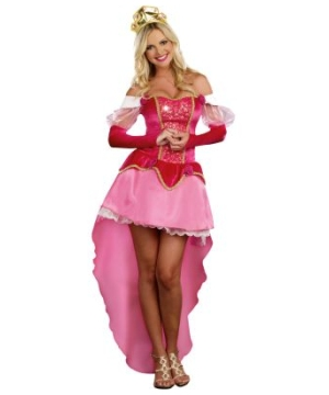Sleeping Princess Women Costume